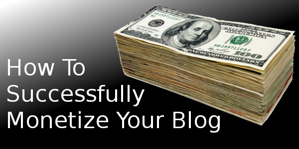 How to make money with your website or blog