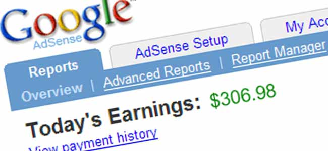 how to make money online using websites ads