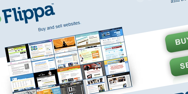 Buying & Selling Websites - Flippa