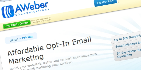 Email Marketing Provider