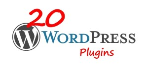 20 Great WordPress Plugins