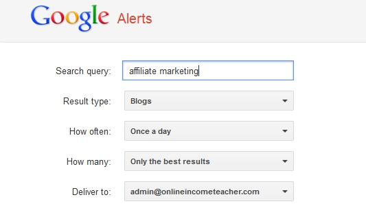 How To Use Google Alerts To Drive Traffic & More!!!