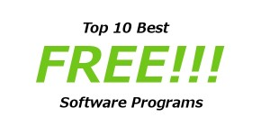 Top 10 Best FREE Software Programs For Blogging