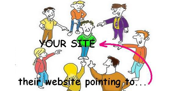 Sites Linking To Your Website