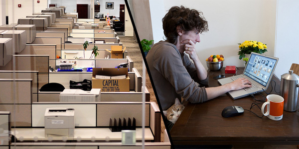 From Working In A Cubicle To Working From Home – Are You Ready?