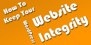 Website Integrity