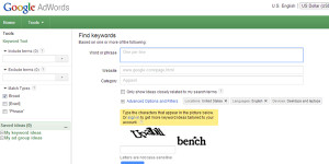 How to Find Good Keywords Which Bring Results