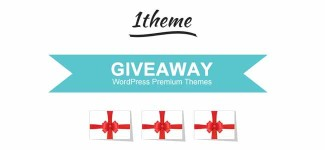 Win FREE WordPress Themes From 1Theme