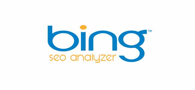 Bing SEO Analyzer