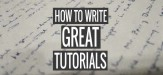 How-To-Write-Great-Tutorials