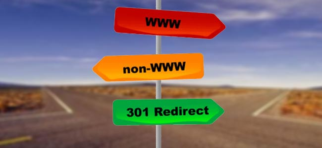 Picking A Preferred Domain (www or non-www) & Setup 301 ReDirect