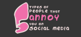 Top 5 Types Of People That Annoy You On Social Media