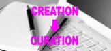 Less Content Creation, More Content Curation!
